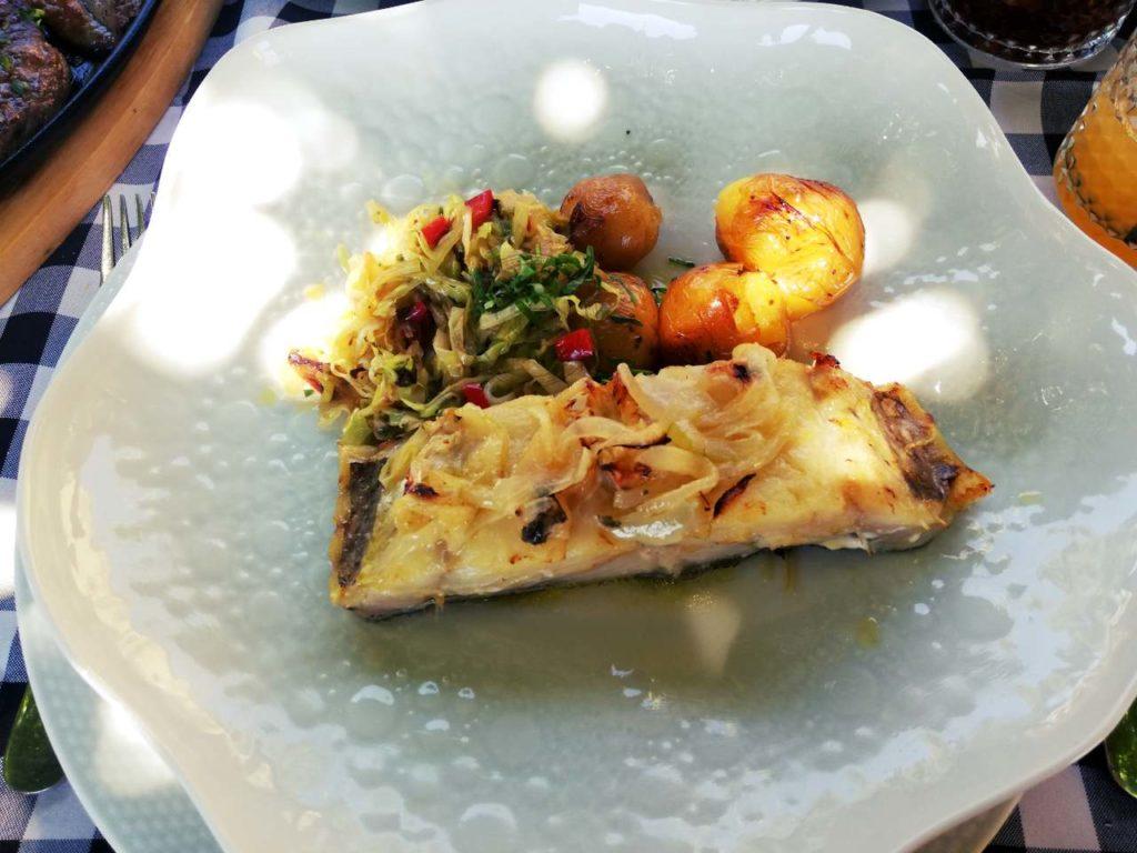 Owoce morza i ryby w Portugalii - bacalhau