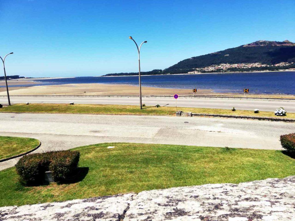 Północna Portugalia - Caminha - nabrzeże