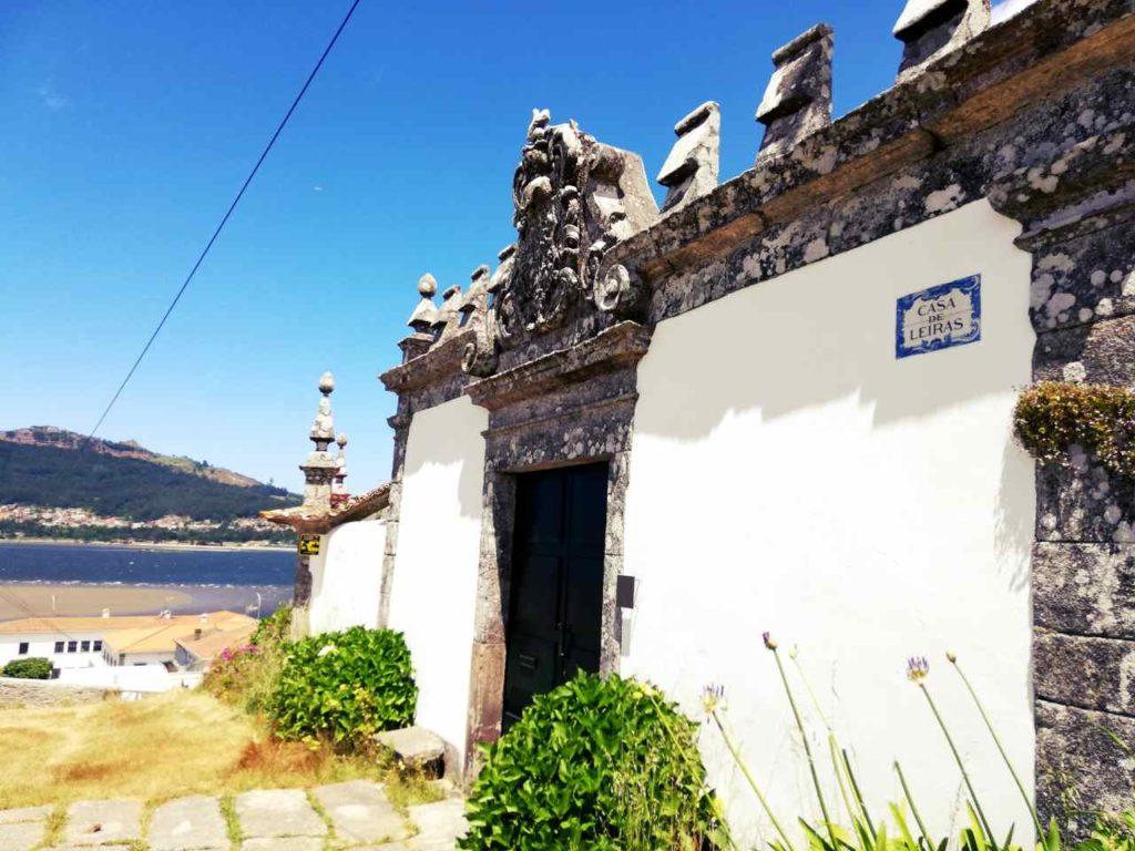 Północna Portugalia - Caminha - posiadłość