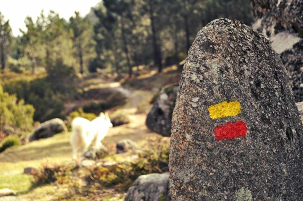 Północna Portugalia - Geres