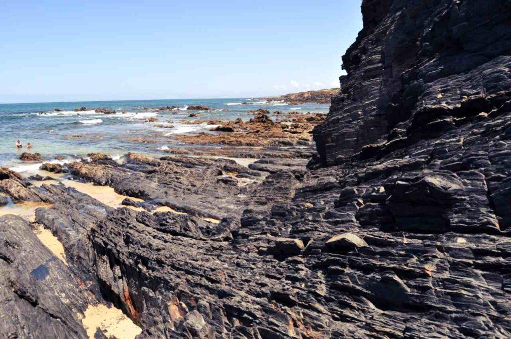 Praia de Nossa Senhora, Almograve