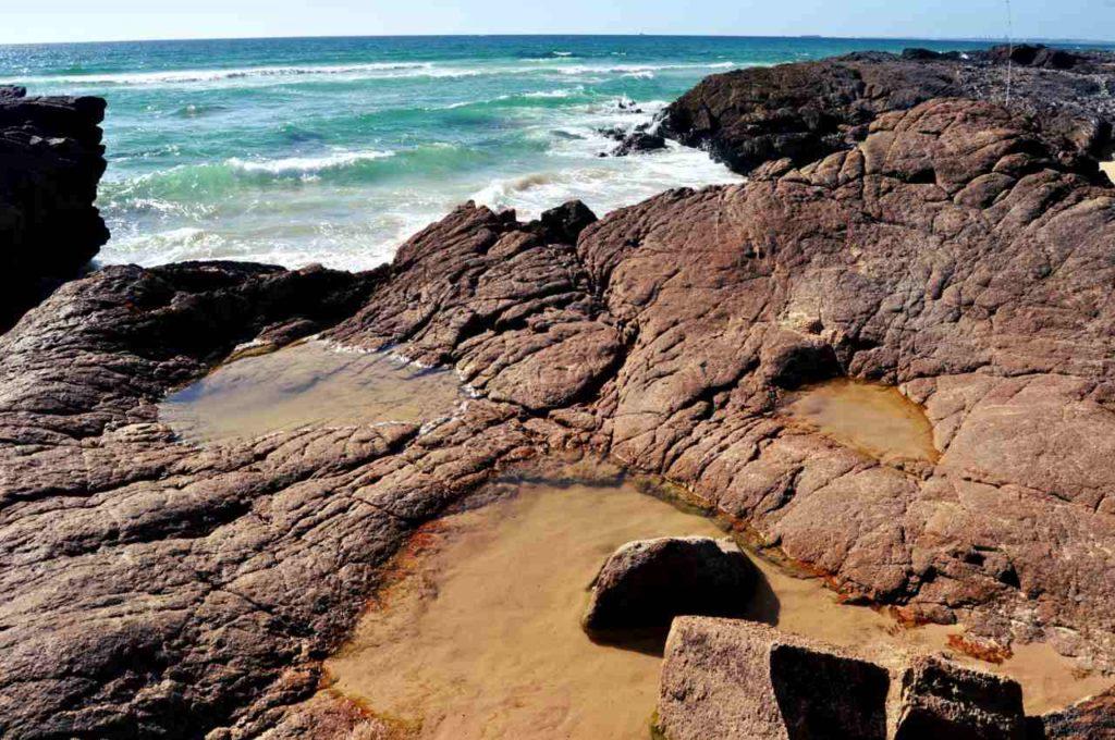 Południowa Portugalia - Costa Alentejana - Praia do Malhão