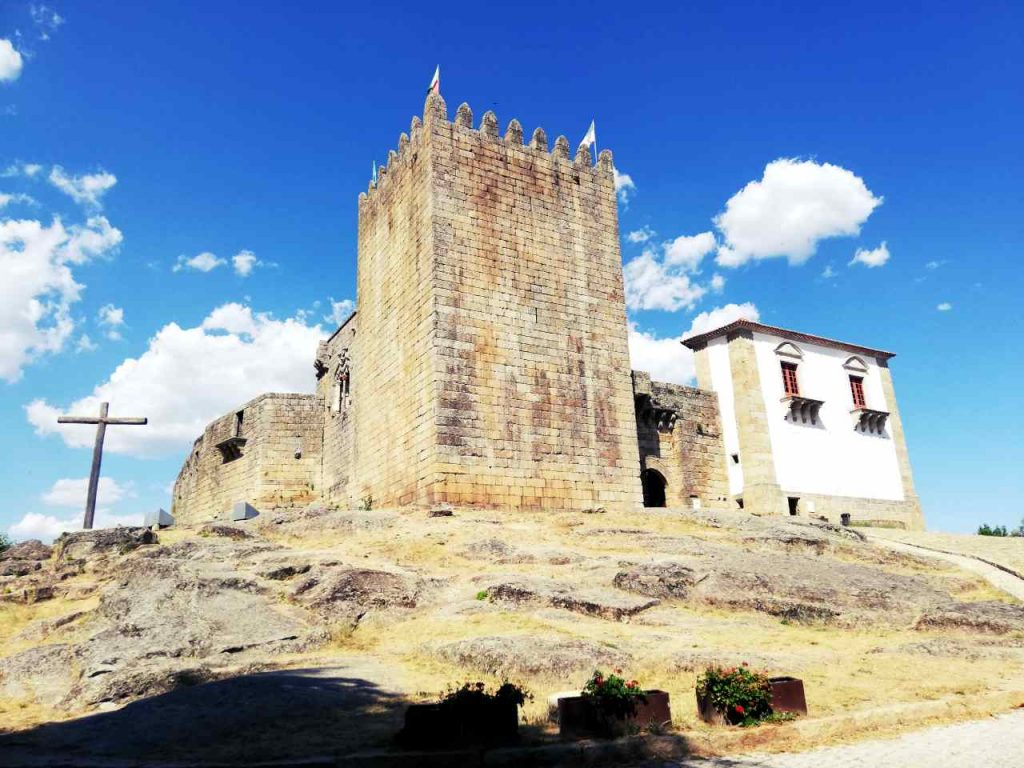 Belmonte - zamek