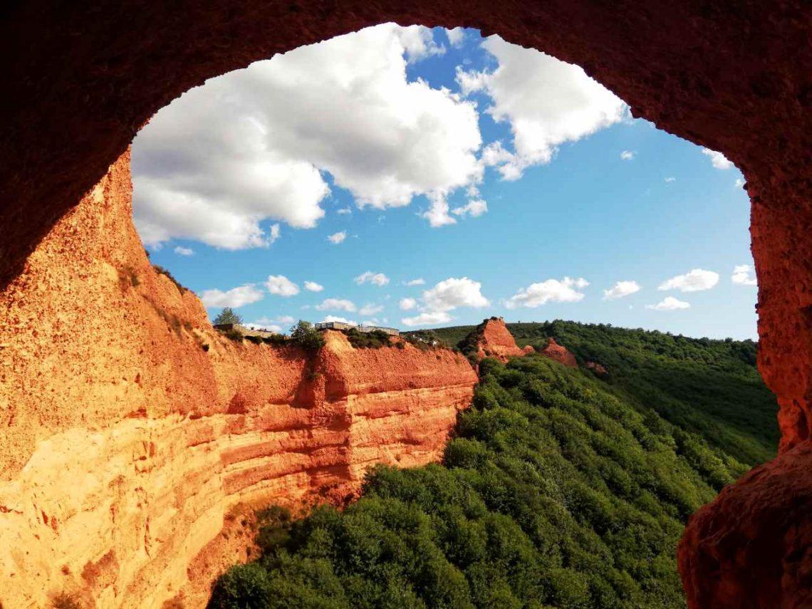 Las Médulas – rzymska kopalnia złota w Hiszpanii