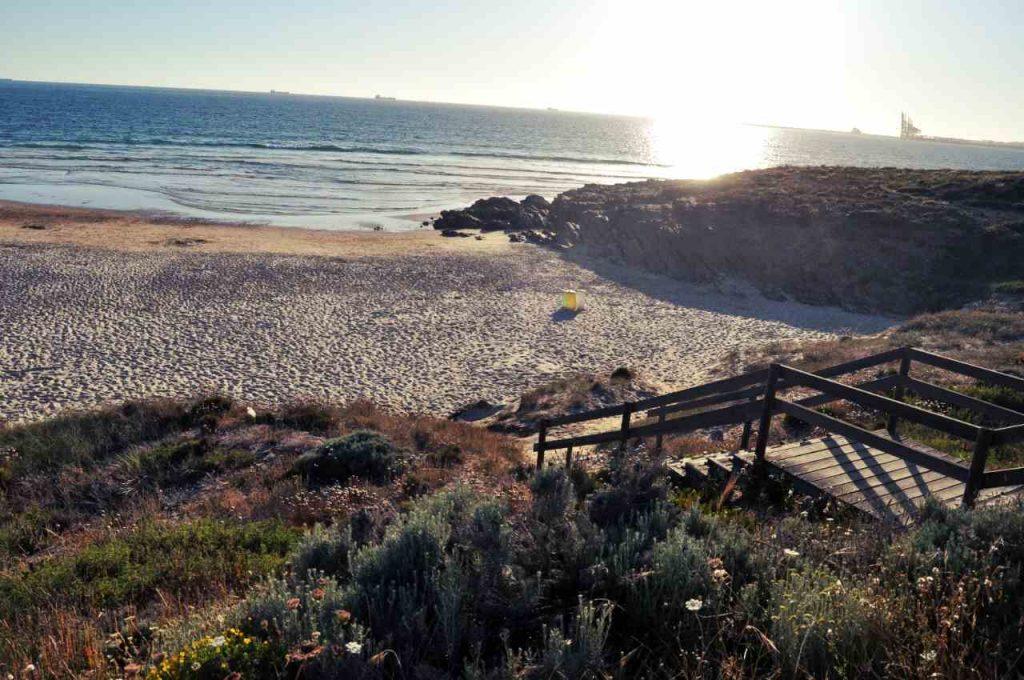 Plaże Costa Alentejana - Praia de Morgavel