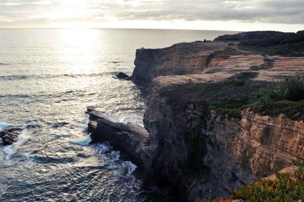 Plaże Costa Alentejana - Praia dos Carreirinhos