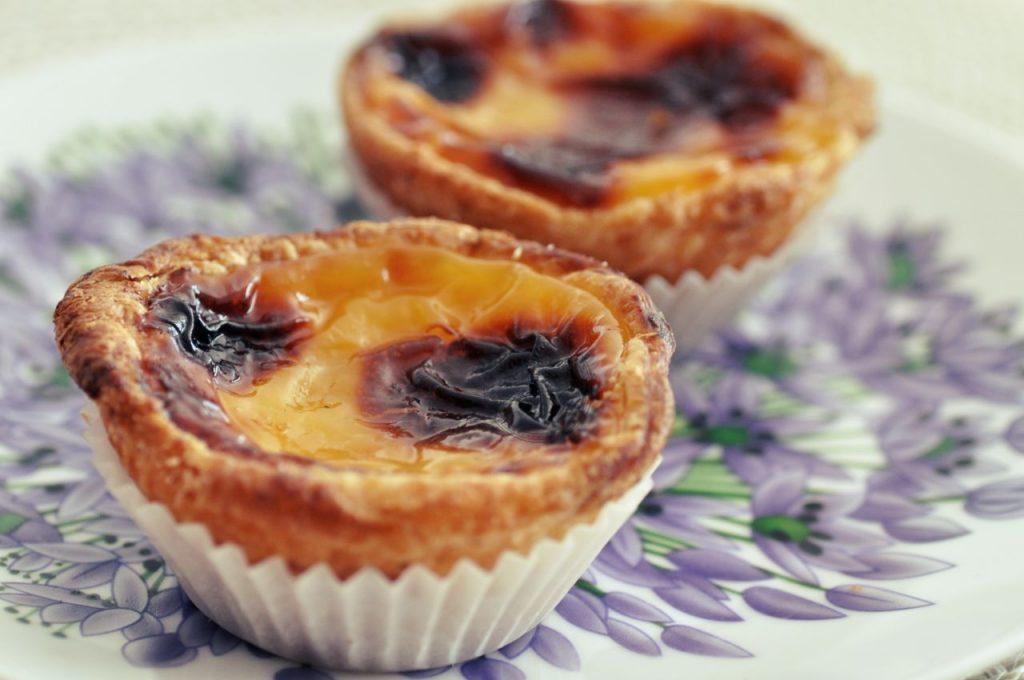 Portugalskie desery - pastel de nata