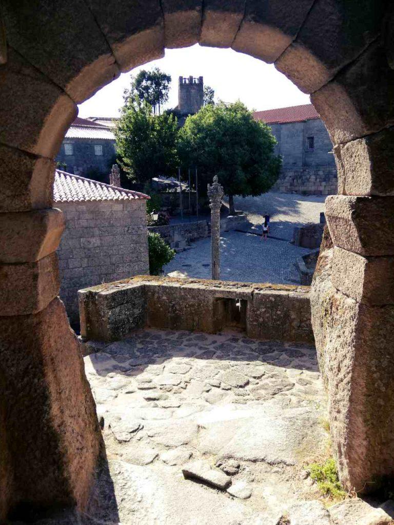 Sortelha - widok z zamku