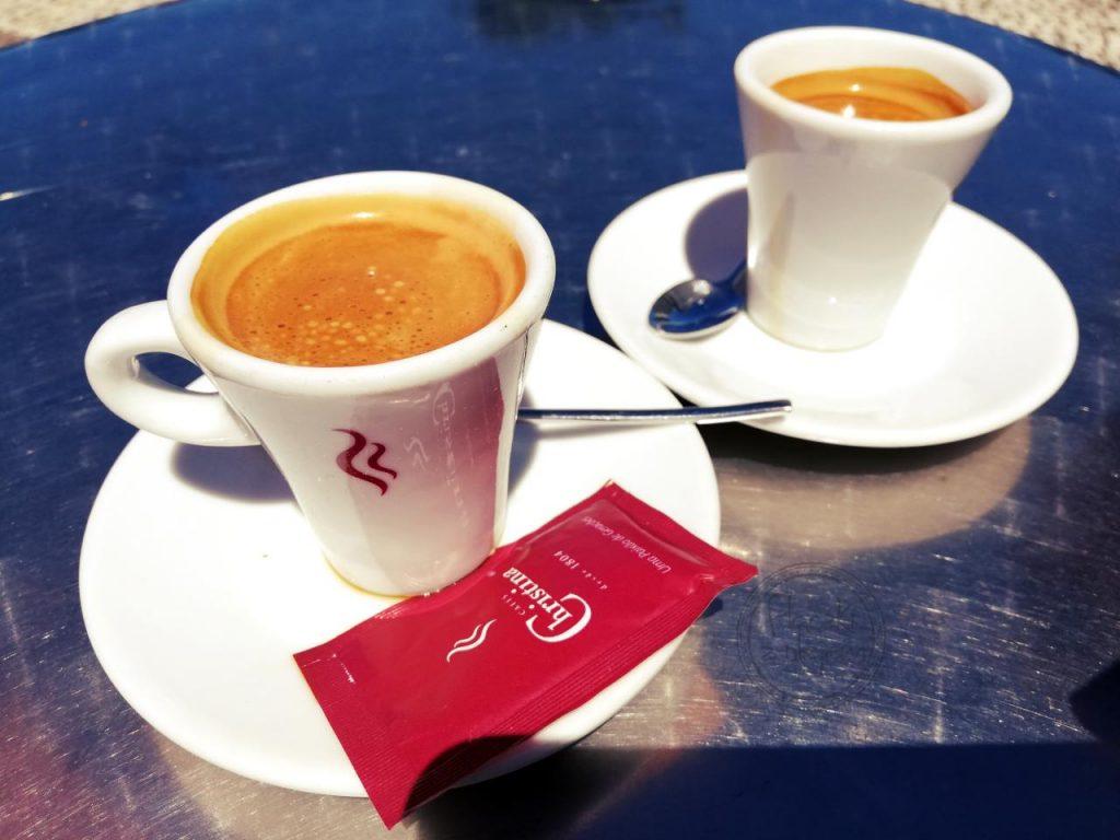Kawa w Portugalii – Christina