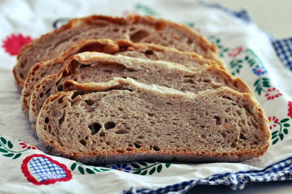 chleb portugalski - pao alentejano