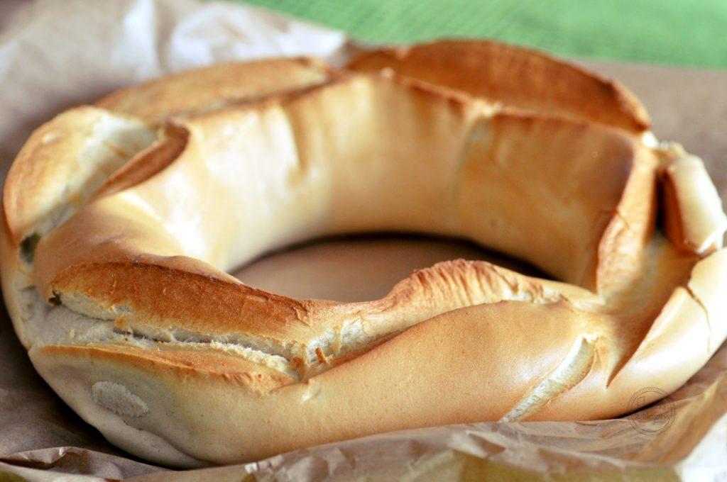 chleb portugalski - rosca