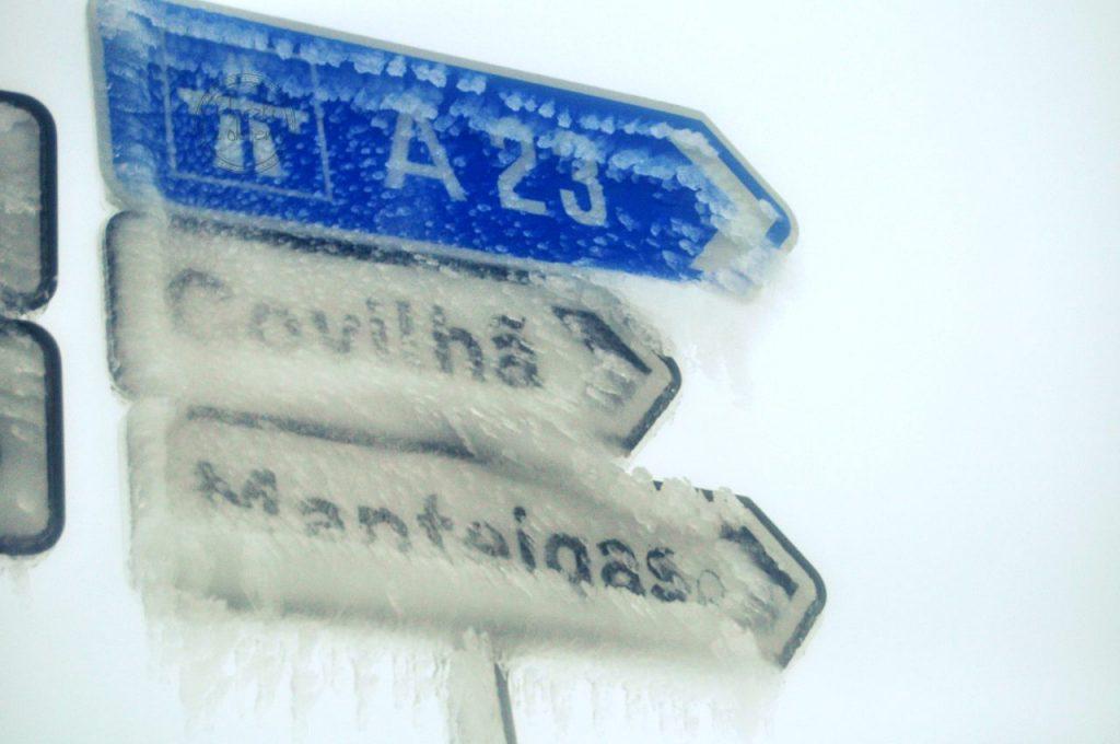 Czy w Portugalii pada śnieg - Serra da Estrela