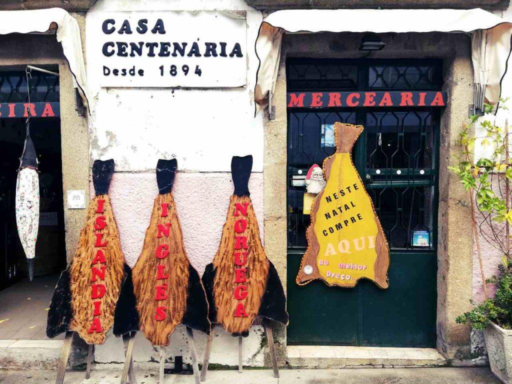 Portugalski dorsz solony - bacalhau - sklep