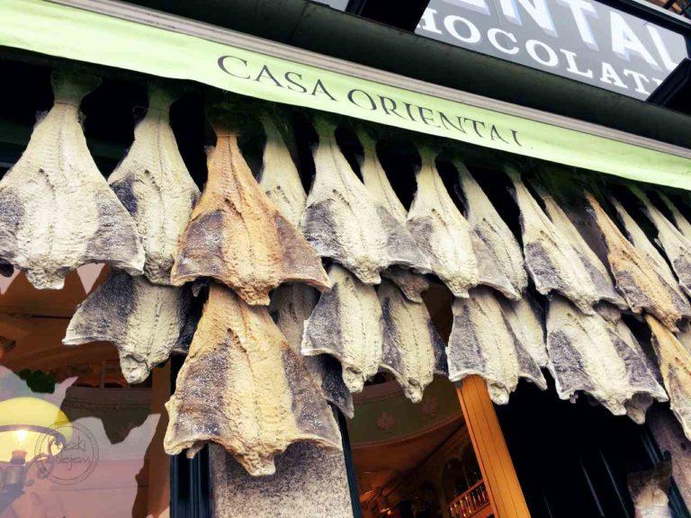 Portugalski dorsz solony bez tajemnic - historia bacalhau