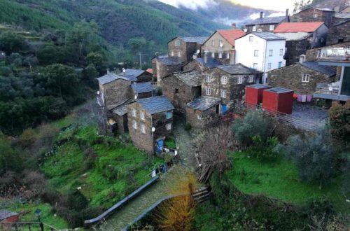 Historyczne Wioski Portugalii - Piodao - panorama