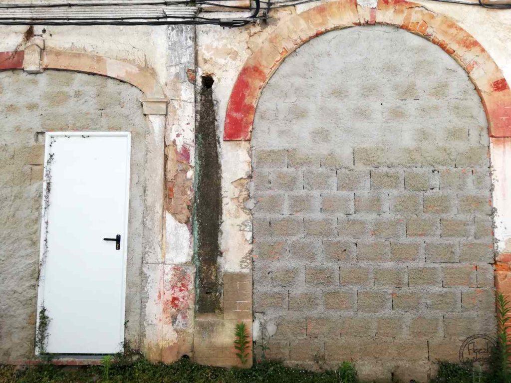 Grândola - drzwi