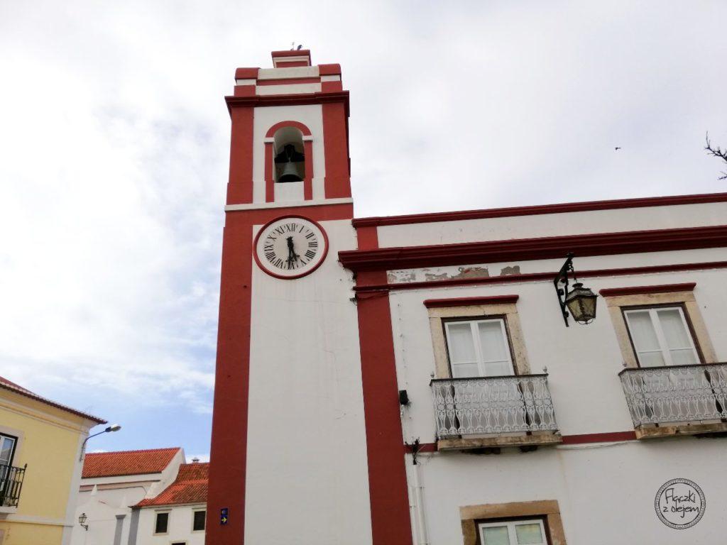 Grândola - kościół