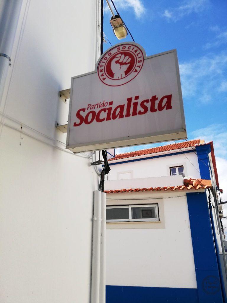 Grândola - partia socjalistyczna
