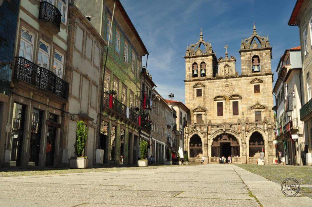 Portugalia dla fanów archeologii - Braga