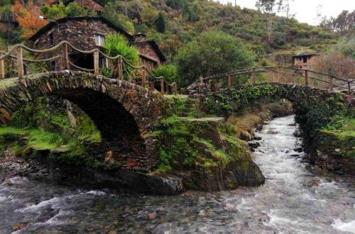 Foz d'Égua - środkowa Portugalia - mosty