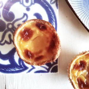 Portugalska kuchnia 7 cudów gastronomii portugalskiej - pasteis de nata