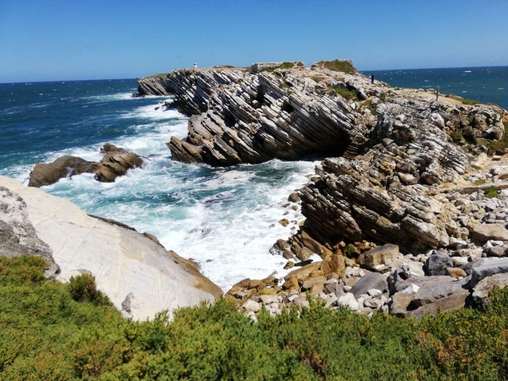 Baleal - widok na ocean - Peniche