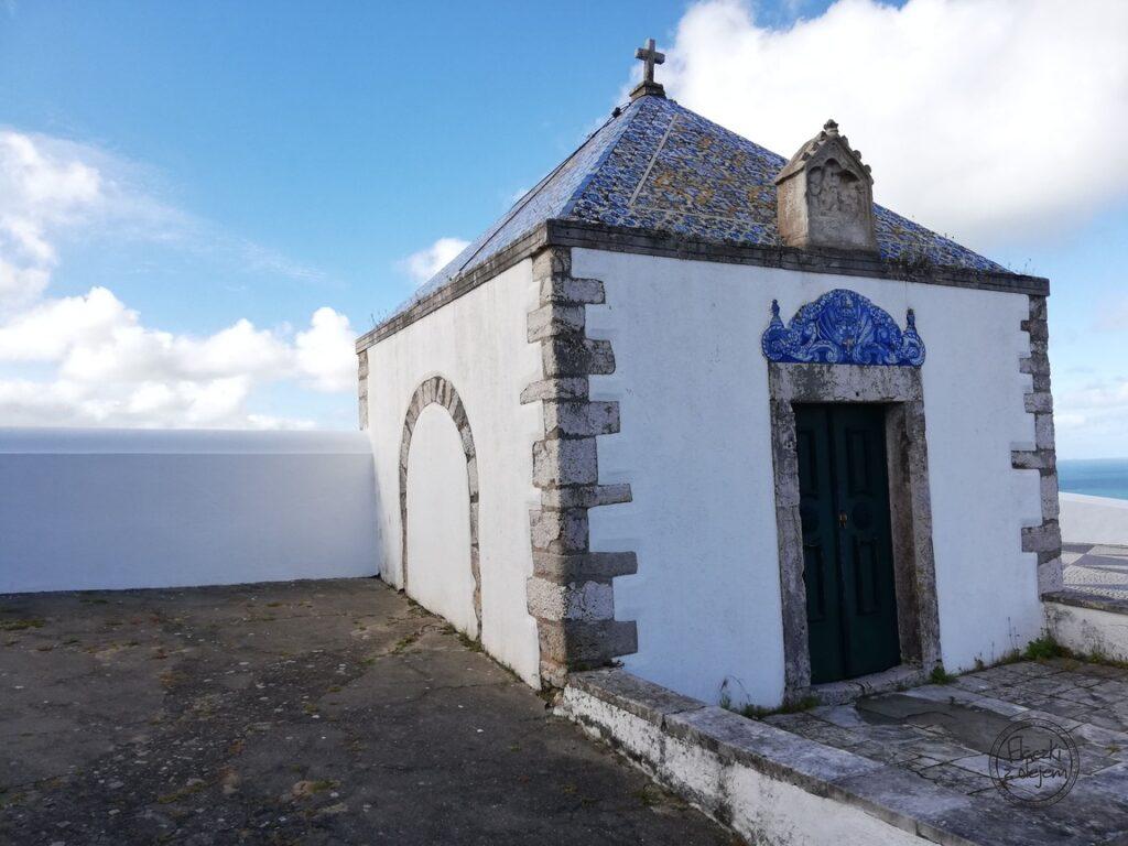 Portugalia - Nazare - kaplica