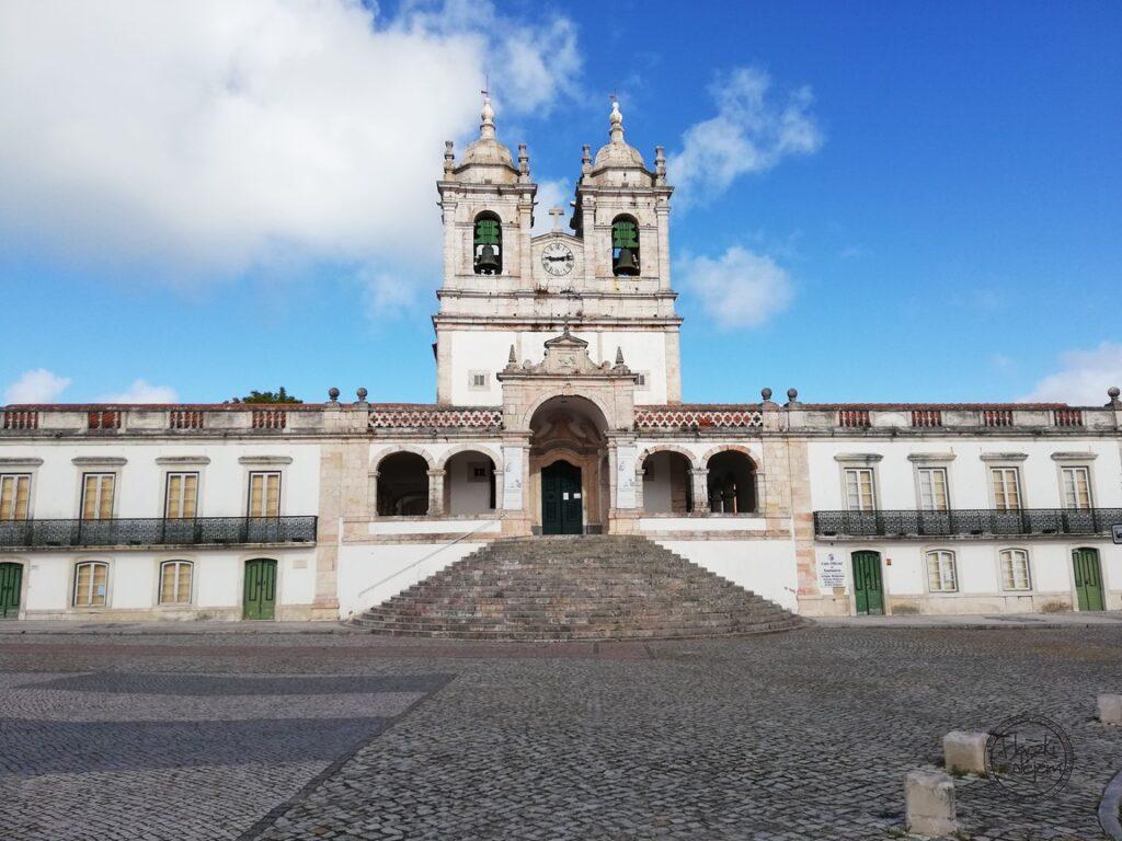 Portugalia - Nazare - plac
