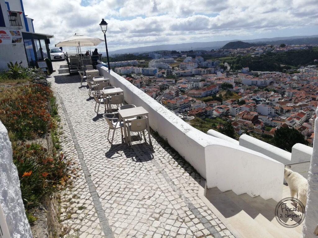 Portugalia - Nazare - ulica